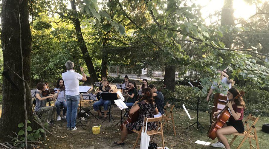 I Giardini Prestati Alla Musica
